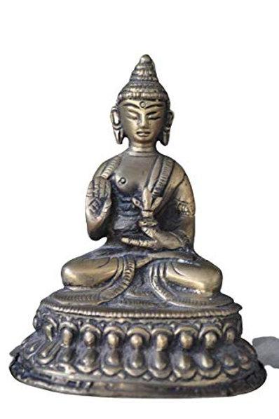 Kotsa   Buddha Sculpture   Buddha God Statue   Buddha Sitting Statue   VH07