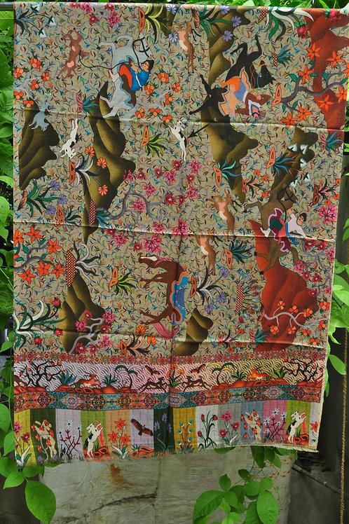 Kotsa   Woman Soft Scarf   Scarf Wrap For Women   Scarf For Winter   KC127