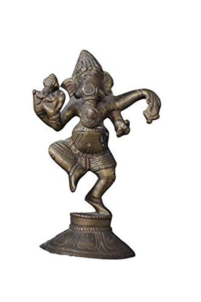 Kotsa   Ganesha Sculpture   Ganesha God Statue   Ganesha Sitting Statue   VH10