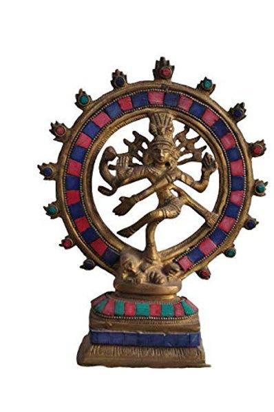 Kotsa   Natraj Hindu Sculpture   Natraj God Statue   Natraj Dancing Statue VH01