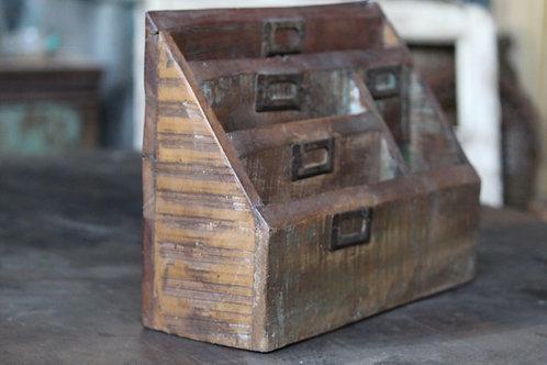 Indian Vintage Unique Home Decor Decorative Wooden Table Decor