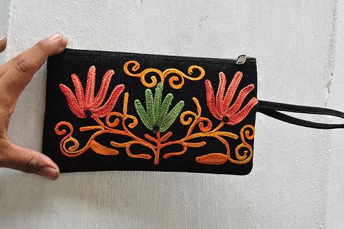 Kotsa | Women Leather Handbag | Kashmiri Women Handbag | Tote Leather Bag | VB09
