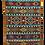 Thumbnail: Kotsa | Silk Carpet | Kashmiri Handmade Silk Carpet | Geometric Carpet KC36