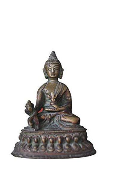 Kotsa   Buddha Sculpture   Buddha God Statue   Buddha Sitting Statue   VH06