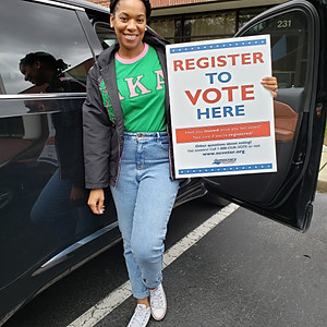 Voters Registration Drive