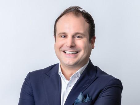 Joël Ben Hamida in den Verwaltungsrat der accoswiss gewählt