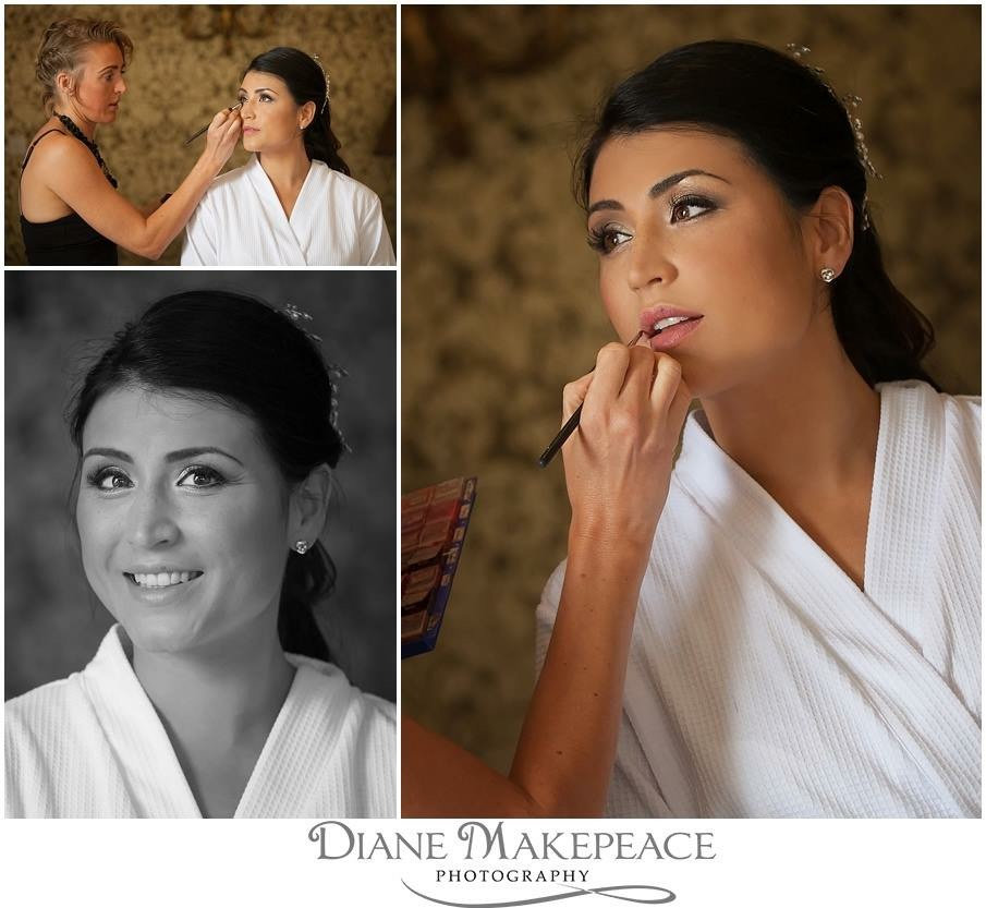 Bridal Makeup ON THE DAY