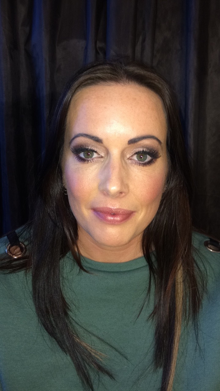 BRIDAL TEST Makeup