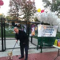 Freeholder Vainieri & His Pup!