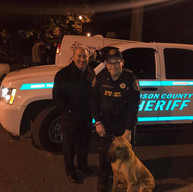 Thank you to the Hudson County Sheriff K9 Unit for all you do!