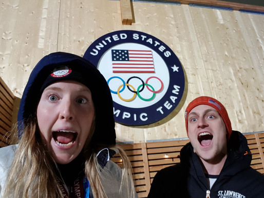 2018 Winter Olympic Games - Part 2