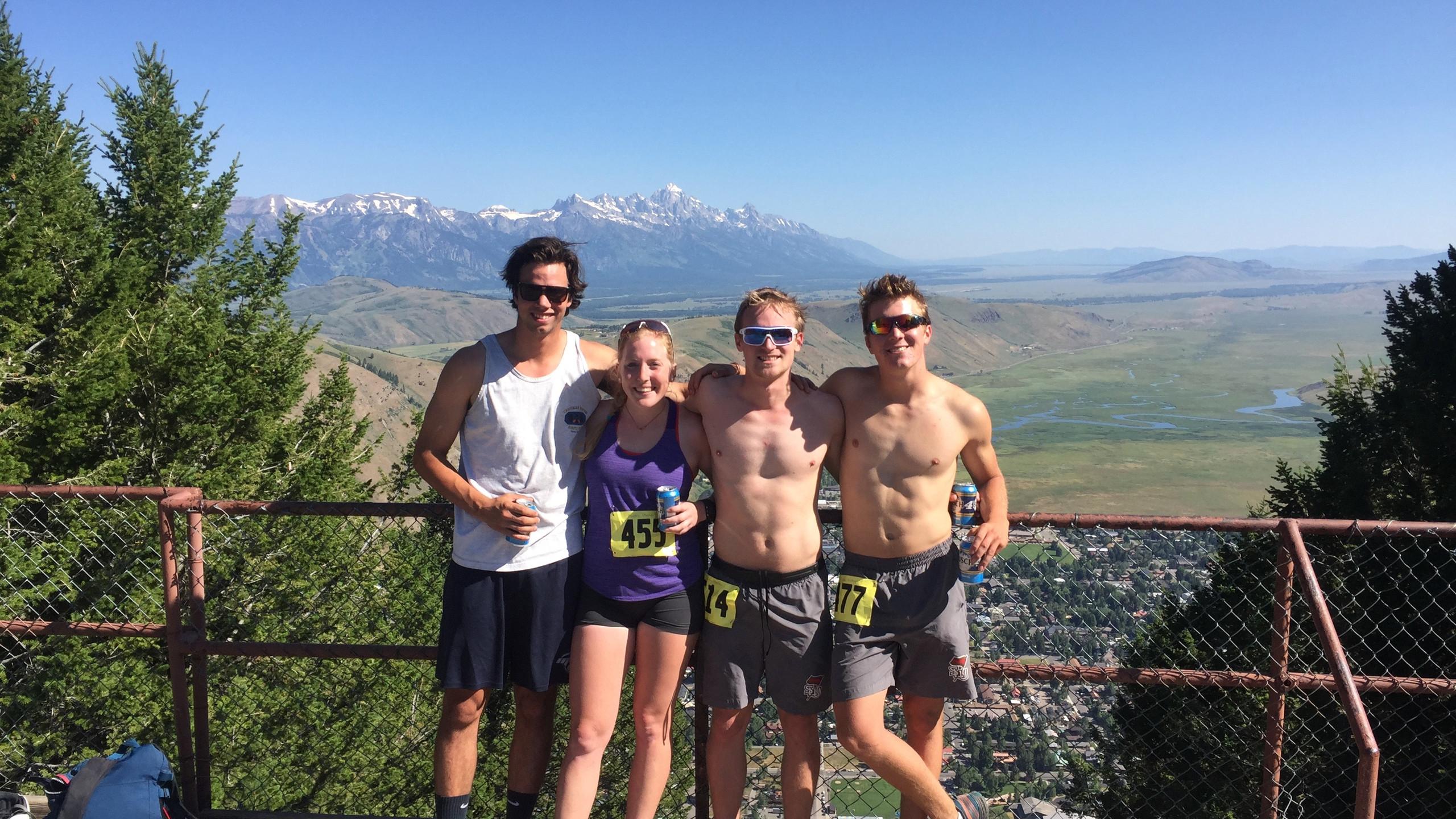 Uphill Race