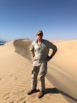 Namibia - vast, open and demanding