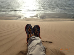 Skeleton Coast - a rest in an incredible place