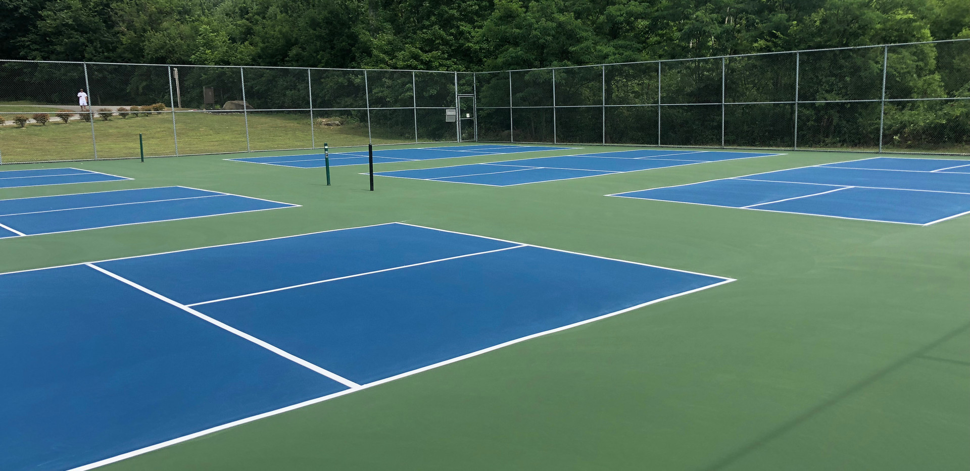 SHENANGO PARK - SPORTS COURT PROJECT.