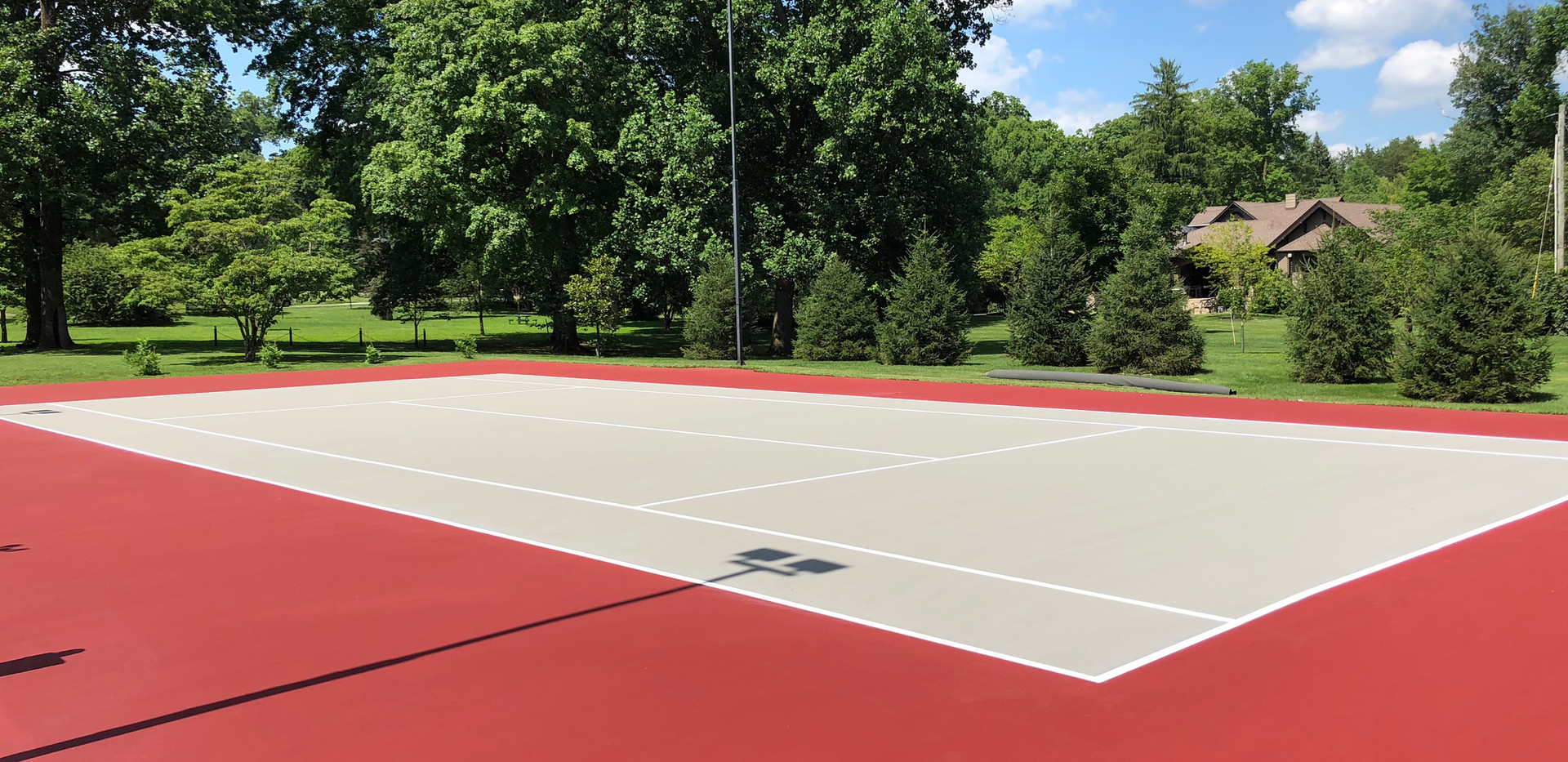 SPORTS COURT - ADD VALUE TO YOUR PROPERTY.