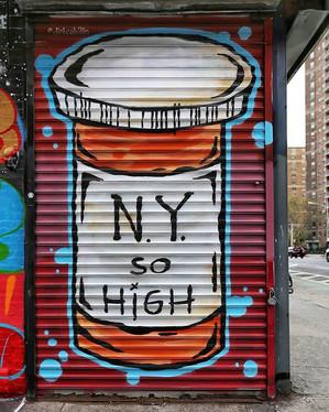 East Village Walls Rotates Again