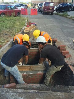 CATCH BASIN REPAIR 2016