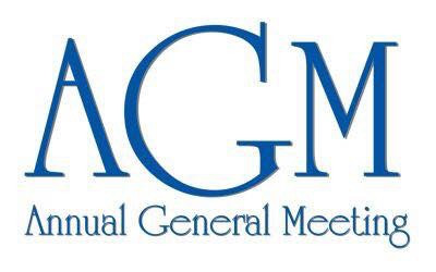 2020 AGM - Saturday 15 February