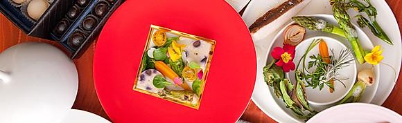 Collection de Déjeuner /ランチコレクション¥4,800(税、サ込)