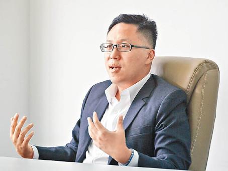 黎家良先生接受《東網on.cc》訪問
