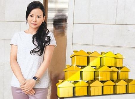 客戶 劉晞璇小姐(Novelle)接受東網財經訪問