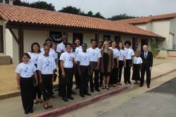 YMCO Choraleers w Flicka!