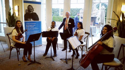 Quartet with Josh Groban's Father