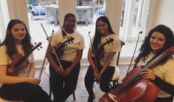 The YMCO String Quartet
