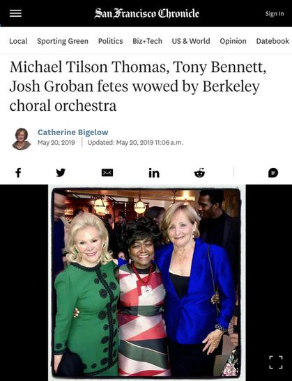 May 2019: SF Chronicle