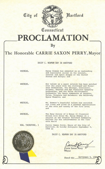 Hartford, Connecticut Proclamation.jpg