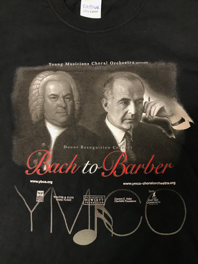 Bach to Barber!