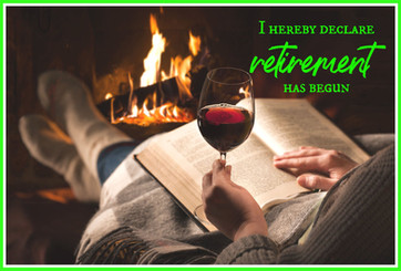 Happy 2020 - the Year of Retirement