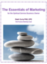 Image of cover for Marketing for Spiritual Services ebook