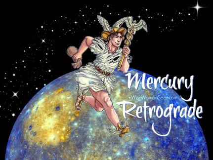 Mercury Retrograde 12 August 2017 in Virgo Ramps Up Anxieties (as if we needed more of that!)