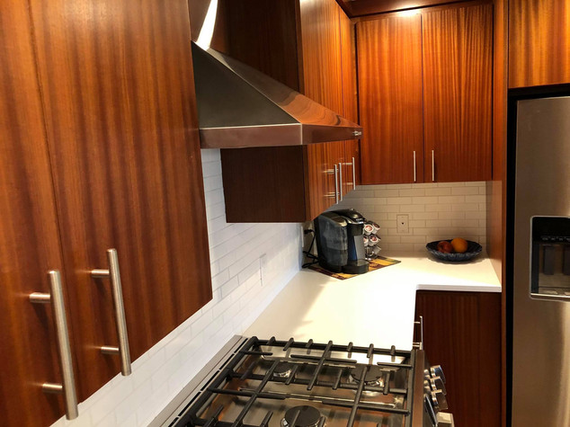 McDonald & Co kitchen remodel