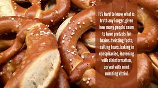 Pretzels for Brains