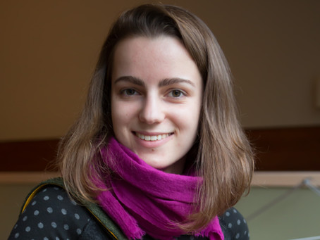 Liya Lomsadze ('13) Likes Big Data and She Cannot Lie