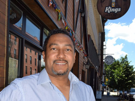 MarquisWilliams (TC '92) On Rescuing a Bar and Turning It Into Park Slope's Living Room
