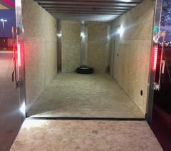 2020 R&M Big Horn Contractor Cargo 7x14x78