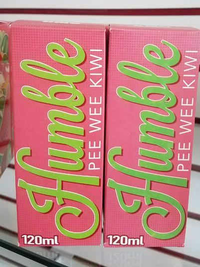 Humble Pee Wee Kiwi  120 ml
