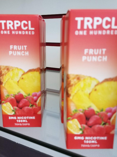 TRPCL one hundred Fruit Punch - 100 ml