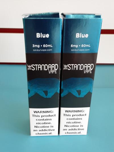 Blue The Standard Vape