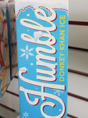 Humble Donkey Khan Ice 120 ml
