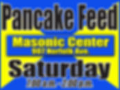 masonic center pancake feed