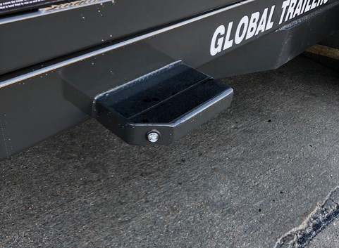 2020 Global Equipment Company 14' Dump Trailer