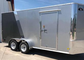 DB Trailer Sales, Cody Bloomquist, Custom built trailers