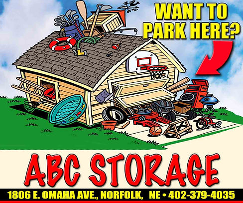 ABC storage norfolk ne