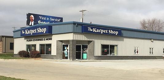 the Karpet Shop, Norfolk, NE