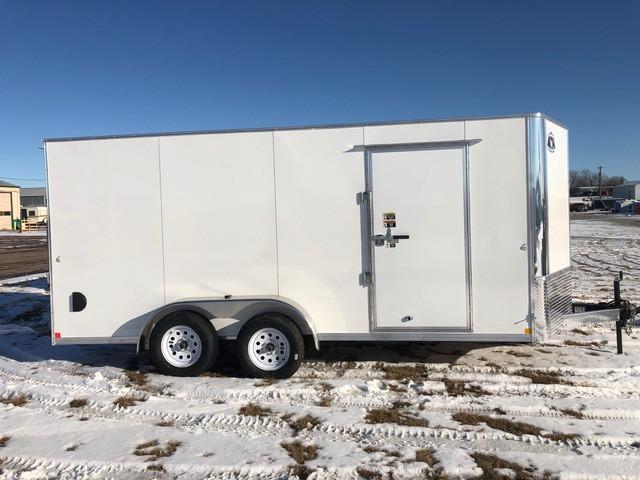 2020 R&M Big Horn Contractor Cargo 7x16x78